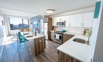 Kitchen, 66 Summer Street, 0