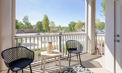 Patio / Deck, The Crossings of Dawsonville, 1