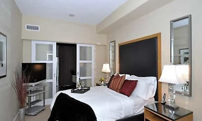 Bedroom, Apartments at Westover Hills, 2