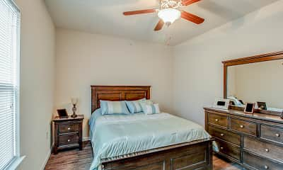 Bedroom, Buchanan Way Apartments, 1