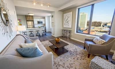 Living Room, 66 Summer Street, 1