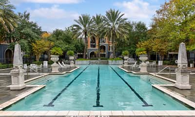 Pool, The Paramount At Kingwood, 0