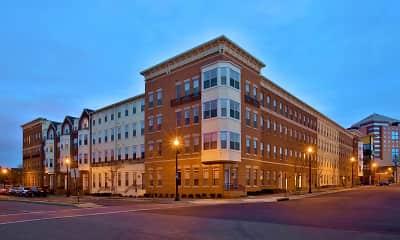 Building, The Clarendon, 1