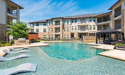Pool, Olympus at Waterside Estates, 1