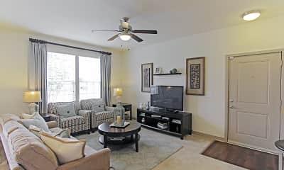 Living Room, Oakleaf Plantation, 1