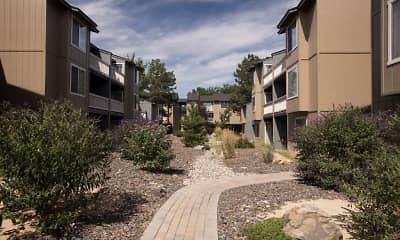 Building, Keyway Apartments, 0