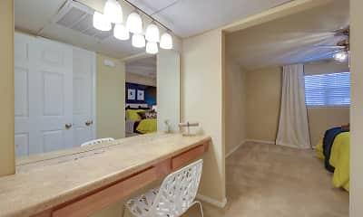 Bathroom, Montecito, 2
