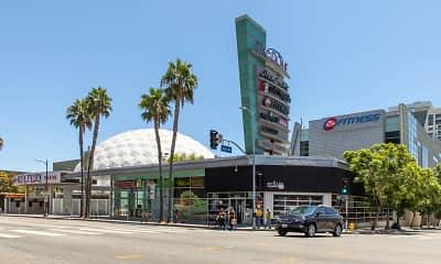 Community Signage, Vantage Hollywood Apartments, 0