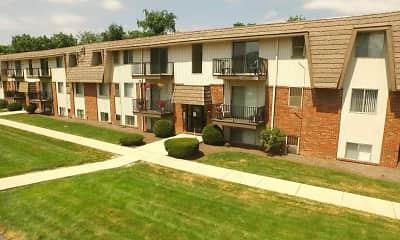 Building, Apartments of Cedar Ridge, 1