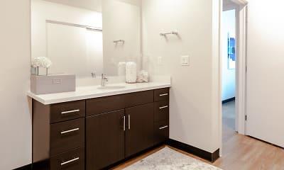 Bathroom, Residences On First, 2