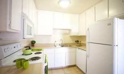 Kitchen, Palm Canyon Terrace, 1