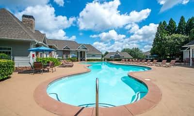 Pool, Evergreen at Aubrey's Landing, 0