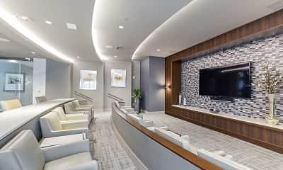 Living Room, Gables at Arsenal Street, 2