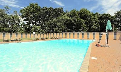 Pool, Penn Crest Gardens, 1
