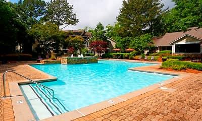Pool, Augusta Commons, 1