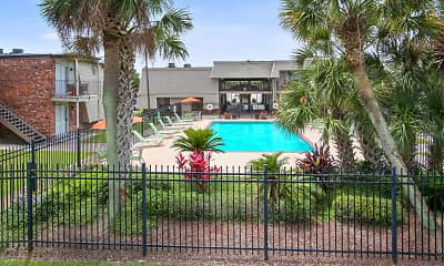 Pool, Summerfield Apartment Homes, 2