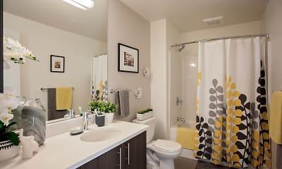 Bathroom, North Hollow, 2