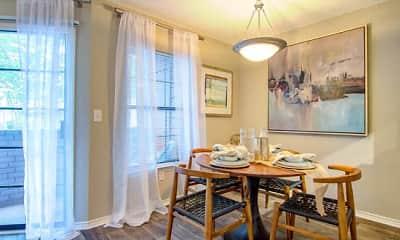 Dining Room, Barrington Hills, 0