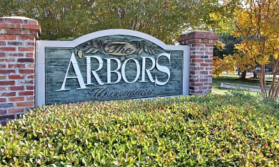 Community Signage, The Arbors, 2