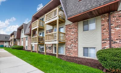 Building, Timber Creek Apartments, 1