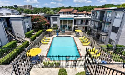 Pool, Alister Apartments, 1