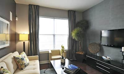 Living Room, 201 Twenty One, 1