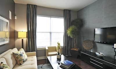 Living Room, 201 Twenty One, 1