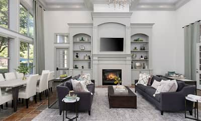 Living Room, Arium Creekside, 1