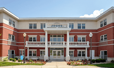 Building, Hanover Place - Independent Senior Living, 2