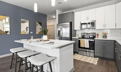 Kitchen, Accent Overlook, 1