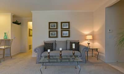 Living Room, The Crossings At Avery, 1