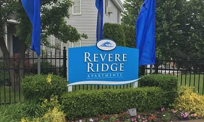 Community Signage, Revere Ridge, 0