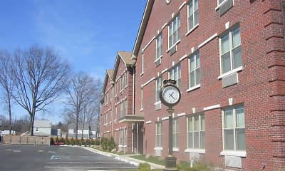 Building, The HUB Brookdale, 1
