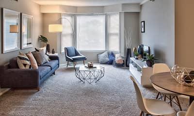 Living Room, The Blair, 1