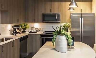 Kitchen, Avalon 850 Boca, 0