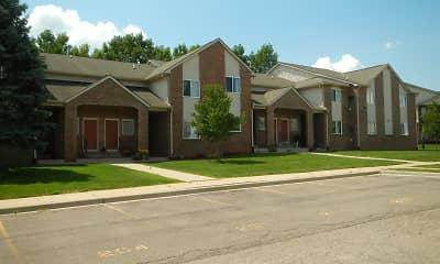 Building, Stoney Creek Village Apartments, 2