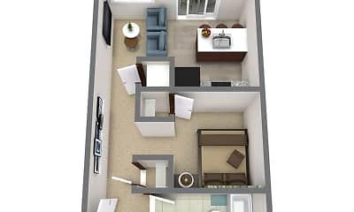 The Cielo Luxury Apartments, 2
