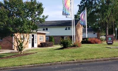 Leasing Office, Crowders View Townhomes, 1