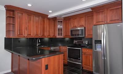 Kitchen, Fairfield Townhouses at Coram, 1