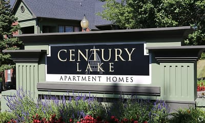 Community Signage, Century Lake Apartment Homes, 0