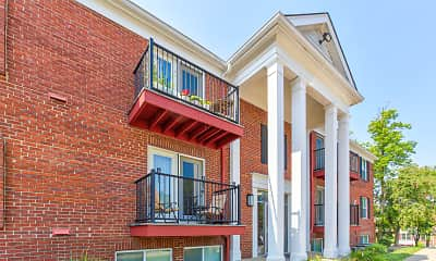 Building, River Bend Apartments, 0
