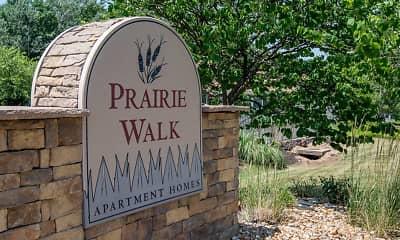 Community Signage, Prairie Walk, 0