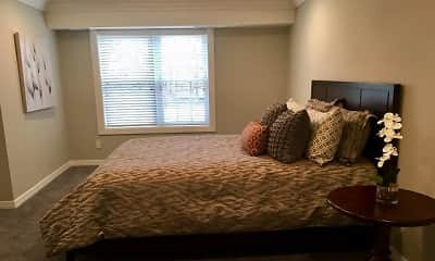 Bedroom, Fairfield Hillside at Coram, 2