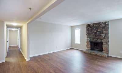Living Room, Hefner Hollow, 1
