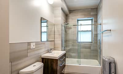Bathroom, 1702 W Estes Avenue, 2