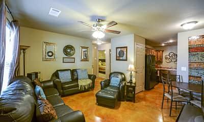 Living Room, Fox Run, 1