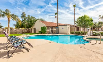 Pool, Belleview Estates Townhomes, 0