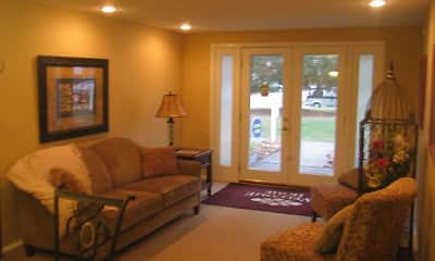 Living Room, New England Lane, 0