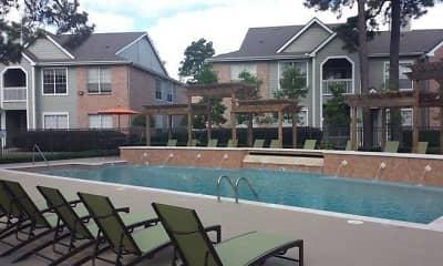 Pool, Evergreen at River Oaks, 0