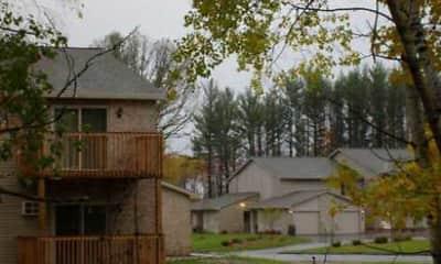 Building, Highland Spring Villas, 1